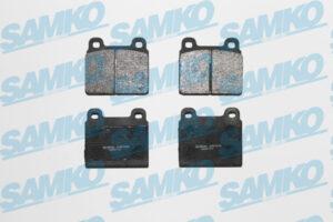 Спирачни накладки SAMKO - 5SP026