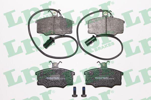 Спирачни накладки SAMKO - 5SP033