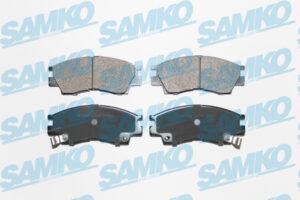 Спирачни накладки SAMKO - 5SP042