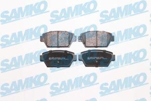 Спирачни накладки SAMKO - 5SP044