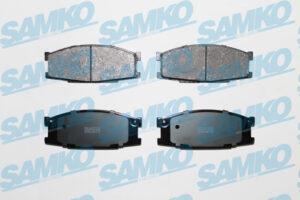 Спирачни накладки SAMKO - 5SP046