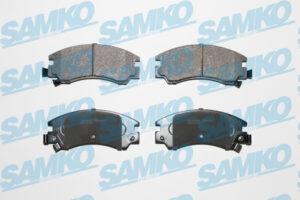 Спирачни накладки SAMKO - 5SP047