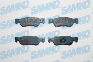 Спирачни накладки SAMKO - 5SP052