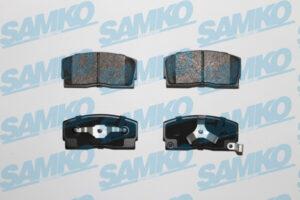 Спирачни накладки SAMKO - 5SP055
