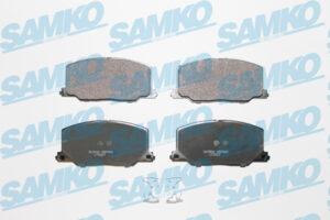 Спирачни накладки SAMKO - 5SP068