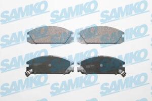 Спирачни накладки SAMKO - 5SP073