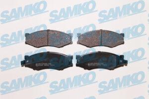 Спирачни накладки SAMKO - 5SP092