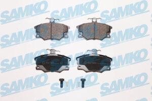 Спирачни накладки SAMKO - 5SP094