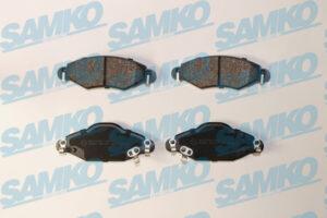 Спирачни накладки SAMKO - 5SP1001
