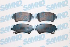 Спирачни накладки SAMKO - 5SP1002