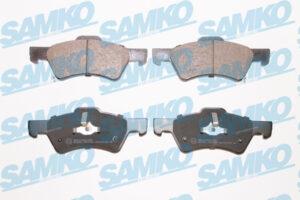 Спирачни накладки SAMKO - 5SP1006