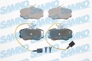 Спирачни накладки SAMKO - 5SP104
