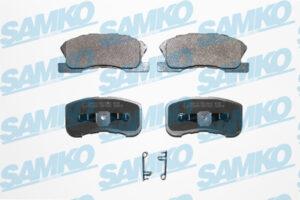 Спирачни накладки SAMKO - 5SP1042