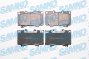 Спирачни накладки SAMKO - 5SP1050