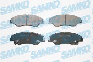 Спирачни накладки SAMKO - 5SP1053