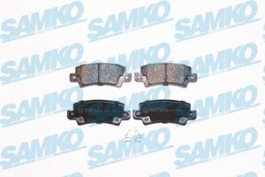 Спирачни накладки SAMKO - 5SP1068
