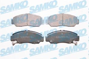 Спирачни накладки SAMKO - 5SP1071