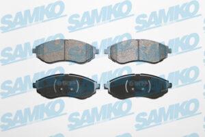 Спирачни накладки SAMKO- 5SP1080