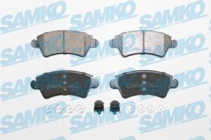 Спирачни накладки SAMK - 5SP1105