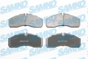 Спирачни накладки SAMKO - 5SP1109