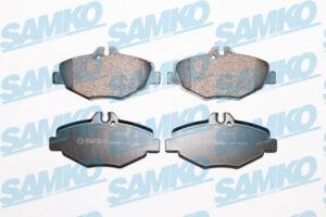 Спирачни накладки SAMKO - 5SP1124