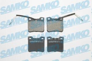 Спирачни накладки SAMKO - 5SP1134