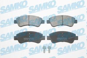 Спирачни накладки SAMKO - 5SP1188