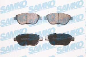 Спирачни накладки SAMKO - 5SP1192