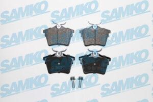 Спирачни накладки SAMKO - 5SP1195