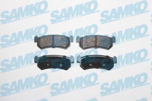 Спирачни накладки SAMKO - 5SP1199