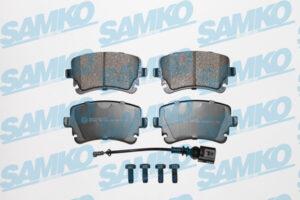 Спирачни накладки SAMKO - 5SP1206