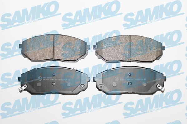 Спирачни накладки SAMKO - 5SP1207