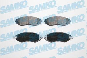 Спирачни накладки SAMKO - 5SP1209