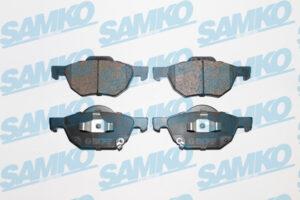 Спирачни накладки SAMKO - 5SP1211