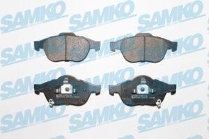 Спирачни накладки SAMKO - 5SP1215