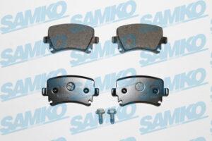 Спирачни накладки SAMKO - 5SP1219