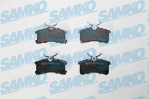 Спирачни накладки SAMKO - 5SP1233