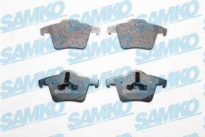 Спирачни накладки SAMKO - 5SP1234