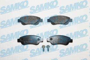 Спирачни накладки SAMKO - 5SP1235