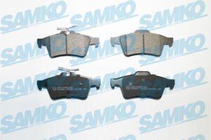 Спирачни накладки SAMKO - 5SP1236