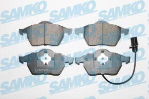 Спирачни накладки SAMKO - 5SP1238