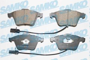 Спирачни накладки SAMKO - 5SP1239