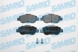 Спирачни накладки SAMKO - 5SP1240