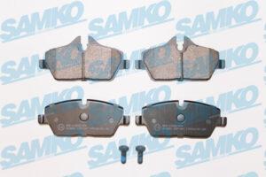 Спирачни накладки SAMKO - 5SP1241