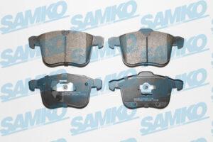 Спирачни накладки SAMKO - 5SP1244