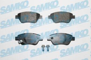 Спирачни накладки SAMKO - 5SP1247