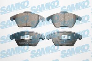 Спирачни накладки SAMKO - 5SP1248