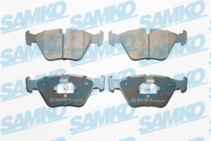 Спирачни накладки SAMK - 5SP1251