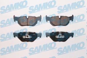 Спирачни накладки SAMKO - 5SP1252