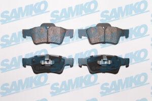 Спирачни накладки SAMKO - 5SP1254